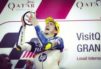 Lorenzo-Baldassarri-Qatar