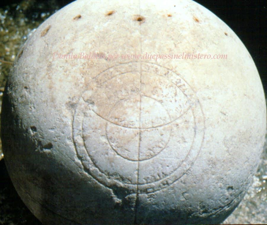 Il Globo torna a casa: il misterioso orologio astronomico fu scoperto nel 1985