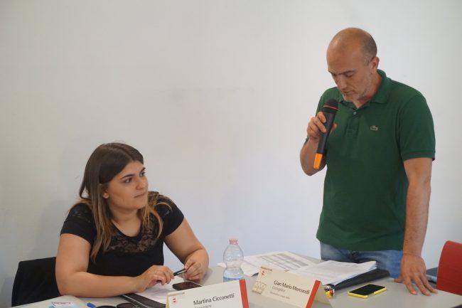 Gian-Mario-Mercorelli-e-Martina-Cicconetti