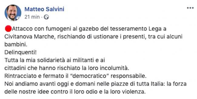 Post-Salvini-Civitanova