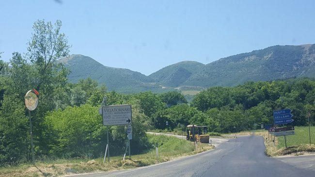 VISITA-PAPA-CAMERINO-lavori-lungo-la-provinciale-94-650x366