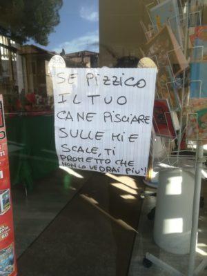 cartello_cani_tabaccheria