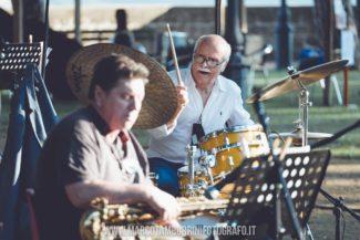 Il-concerto-di-Gegè-Munari-Quartet-con-Maurizio-Urbani