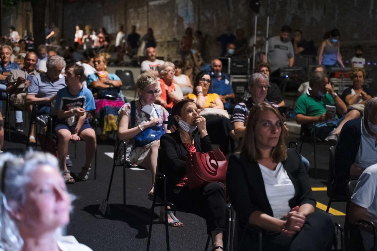 notte dell'opera corso cavour e martiri della libertà macerata 2020 foto ap (11)