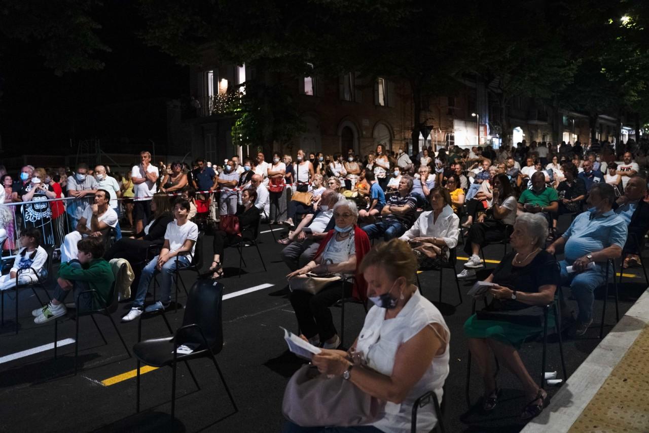 notte dell'opera corso cavour e martiri della libertà macerata 2020 foto ap (13)