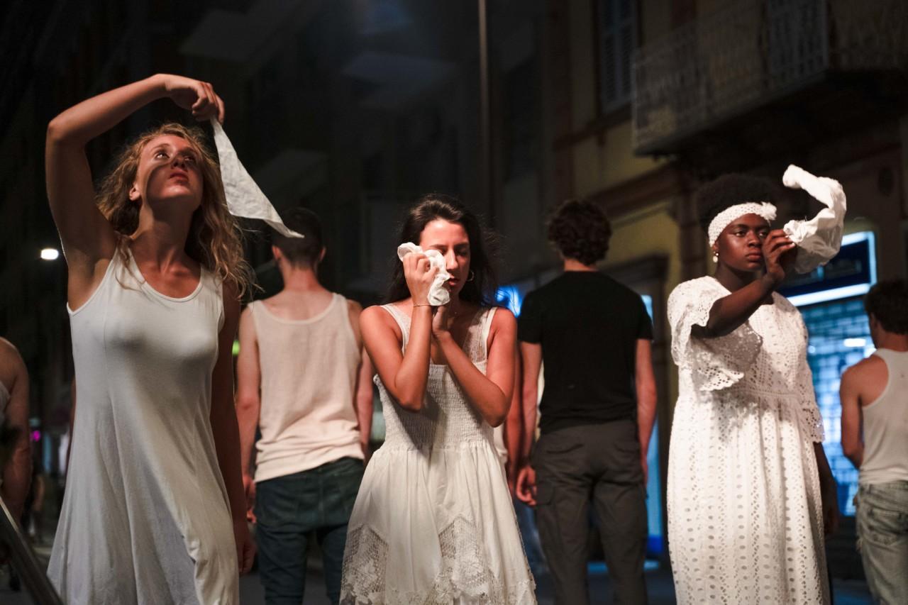 notte dell'opera corso cavour e martiri della libertà macerata 2020 foto ap (37)