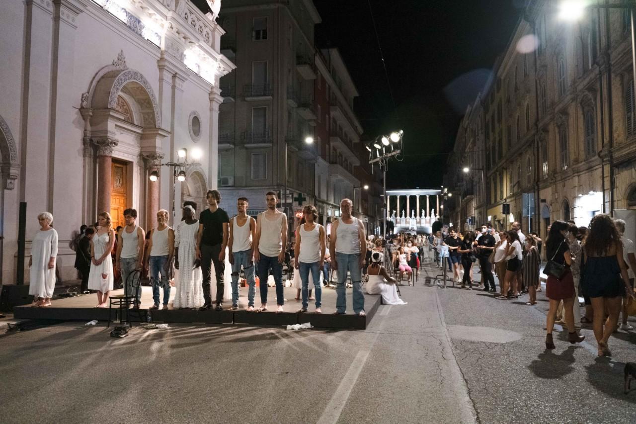 notte dell'opera corso cavour e martiri della libertà macerata 2020 foto ap (40)