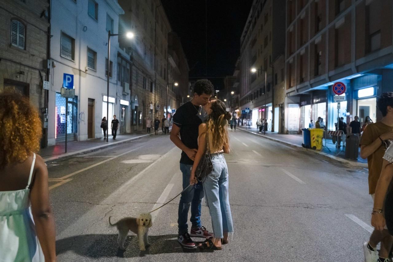 notte dell'opera corso cavour e martiri della libertà macerata 2020 foto ap (42)