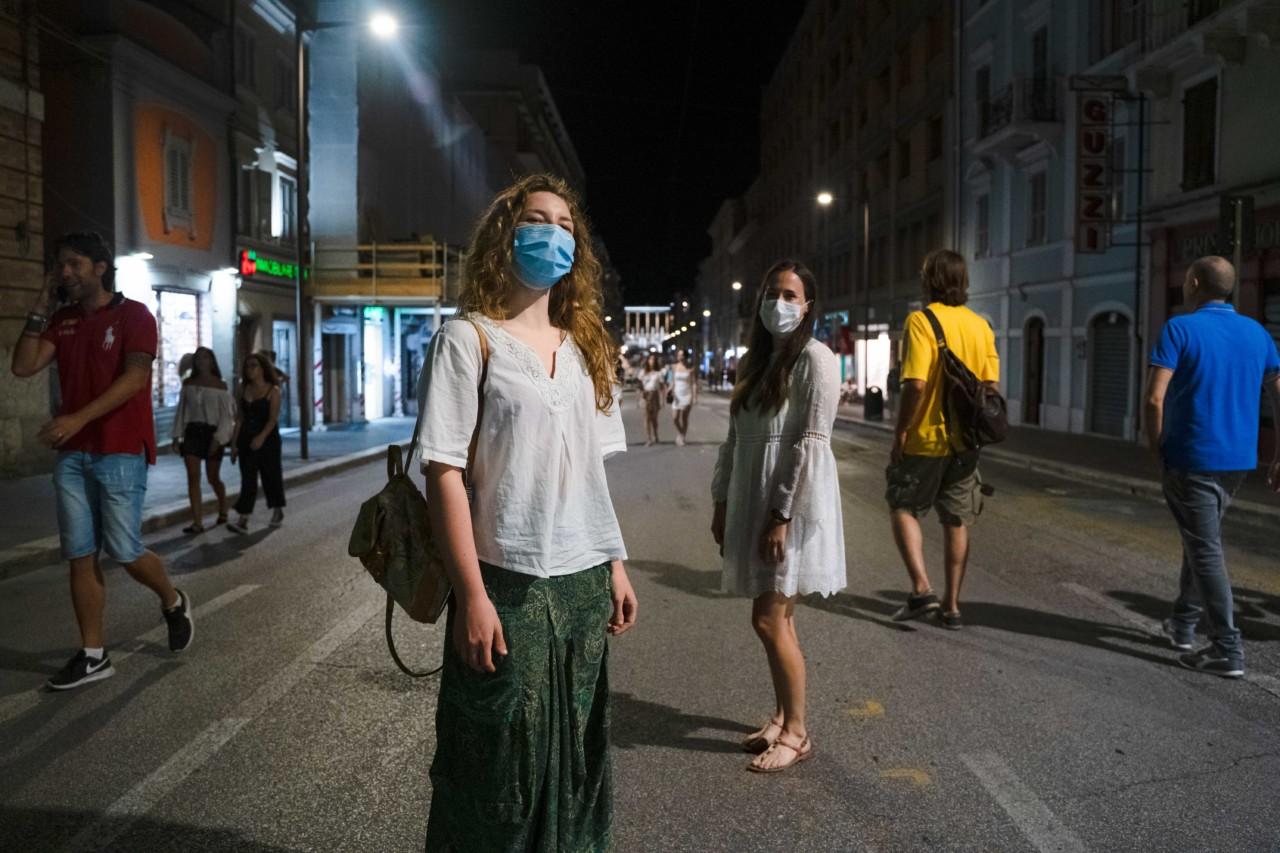 notte dell'opera corso cavour e martiri della libertà macerata 2020 foto ap (44)