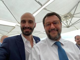 LEGA-COMMISSARIO-MARCHETTI-CON-SALVINI