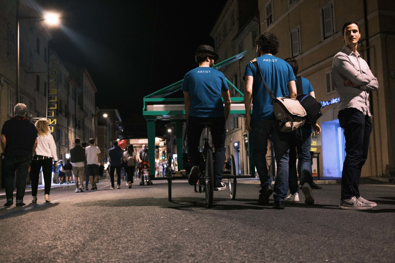notte dell'opera corso cairoli macerata 2020 foto ap (13)