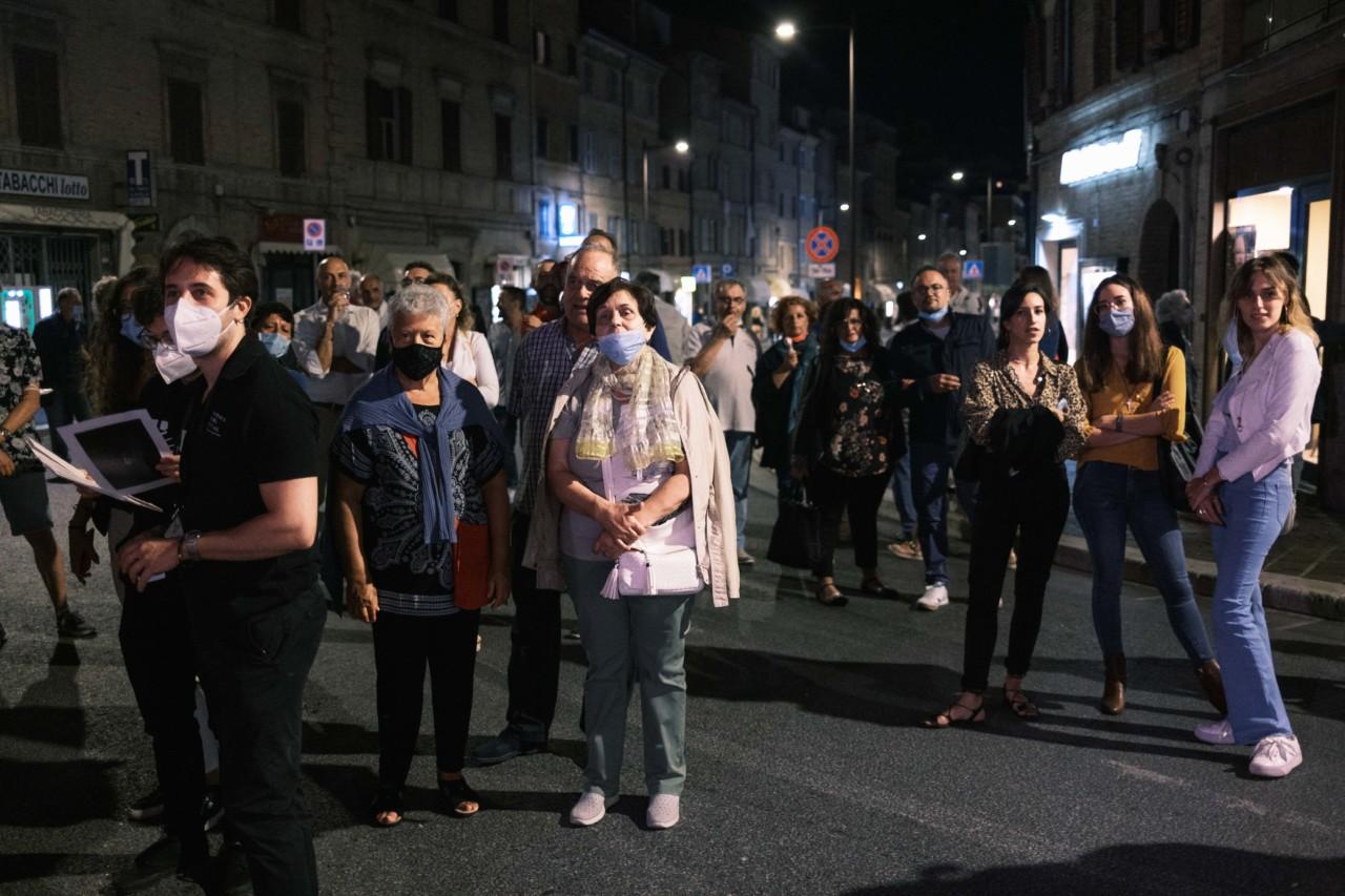 notte dell'opera corso cairoli macerata 2020 foto ap (16)