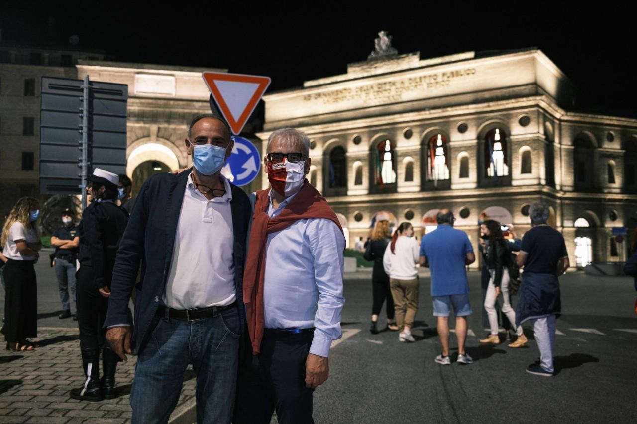 notte dell'opera corso cairoli macerata 2020 foto ap (2)