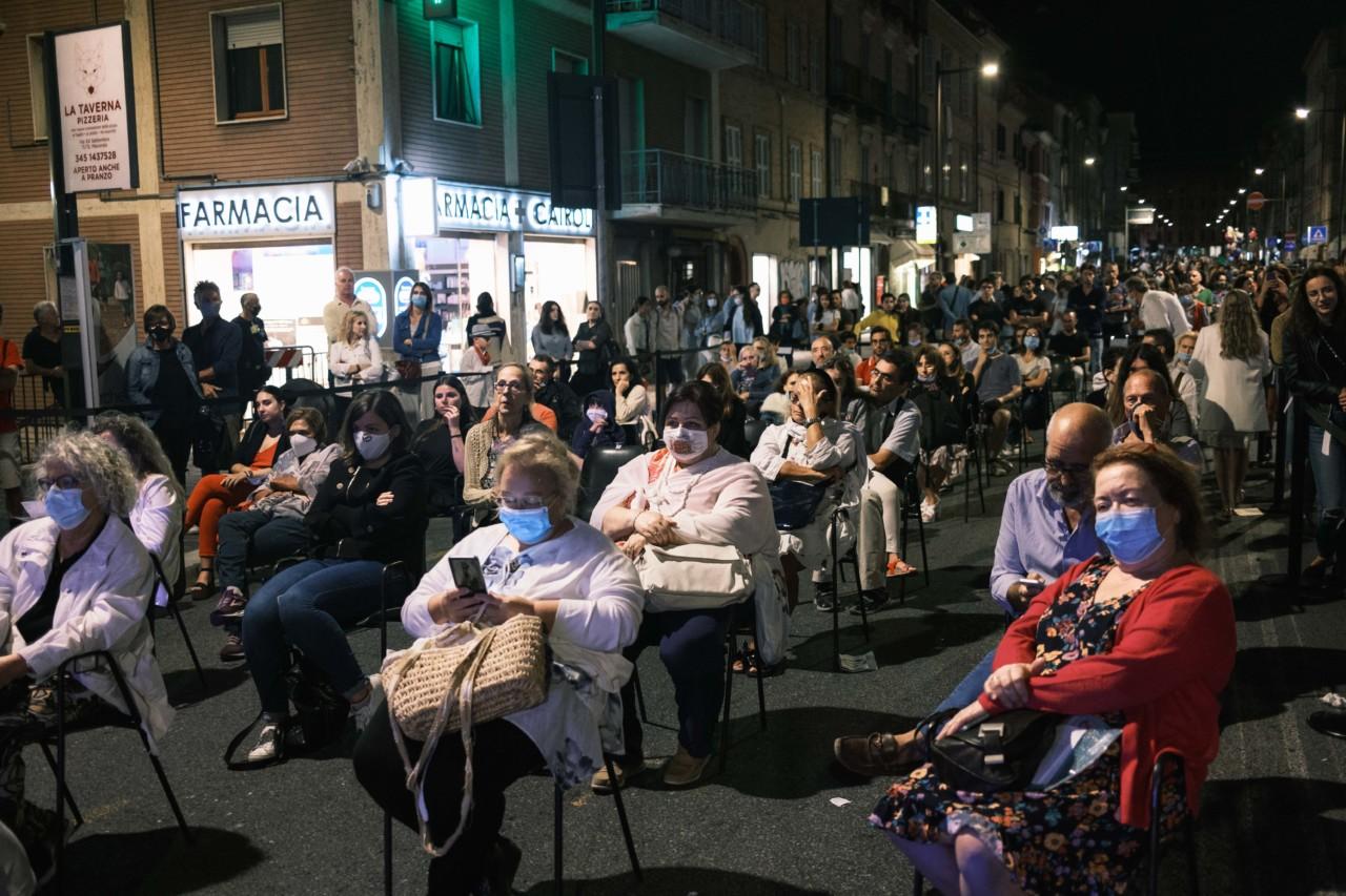 notte dell'opera corso cairoli macerata 2020 foto ap (23)
