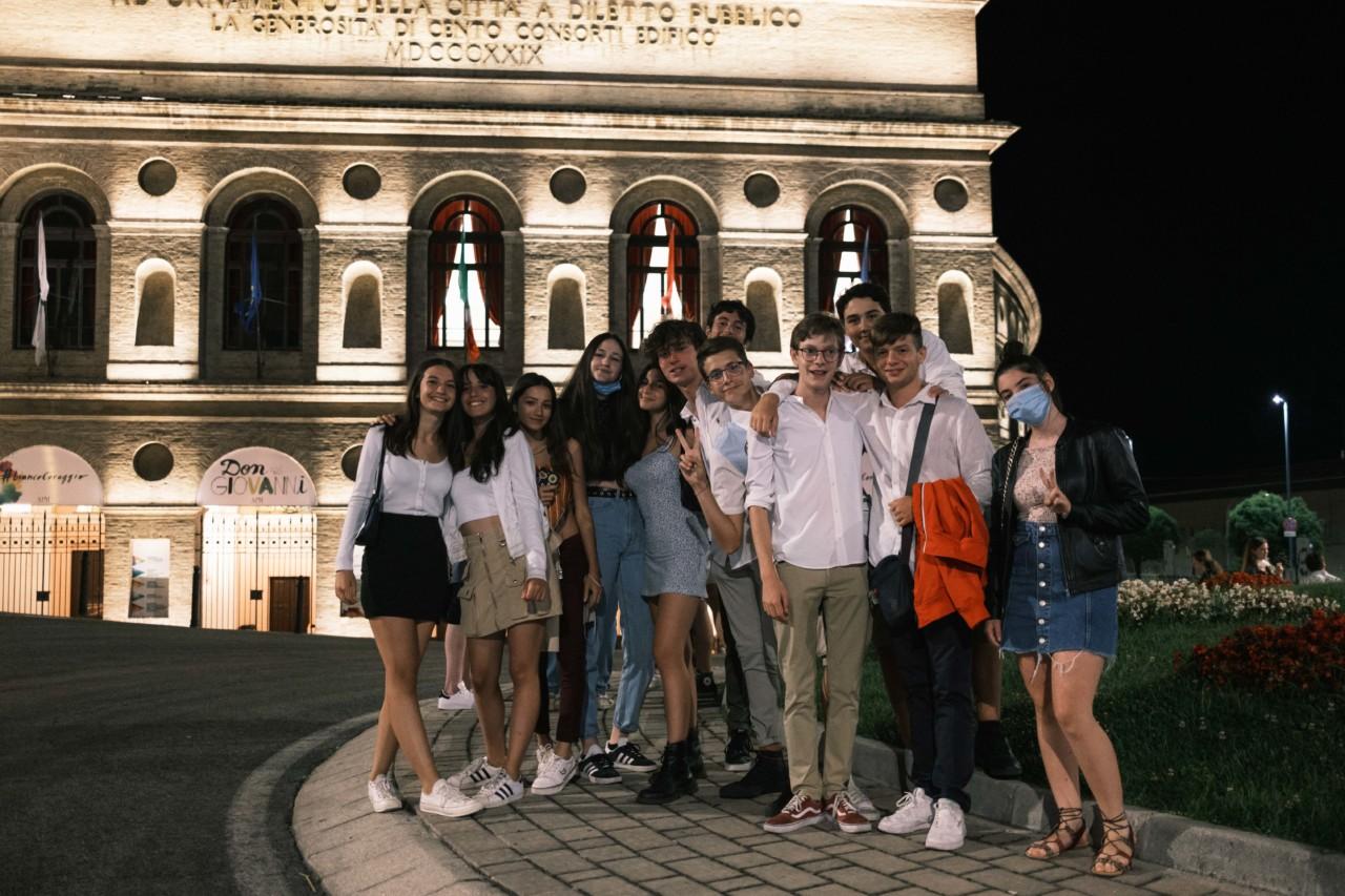 notte dell'opera corso cairoli macerata 2020 foto ap (5)
