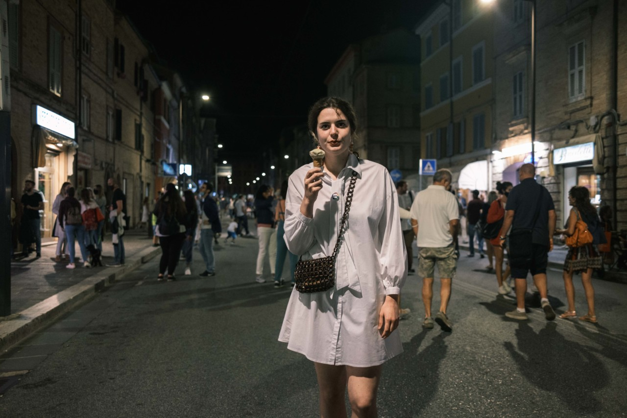 notte dell'opera corso cairoli macerata 2020 foto ap (6)