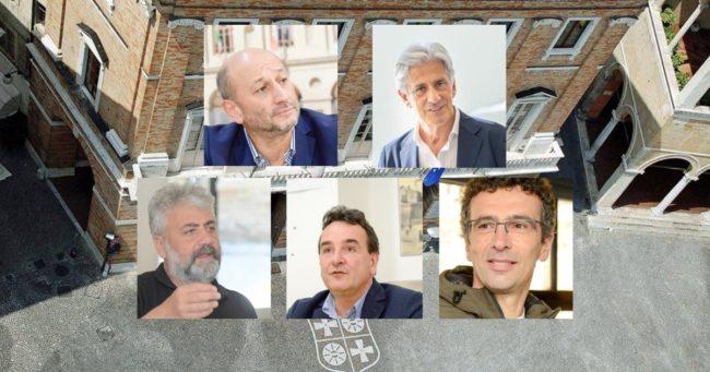 ricotta-parcaroli-micarelli-cherubini-cicarè-candidati-macerata