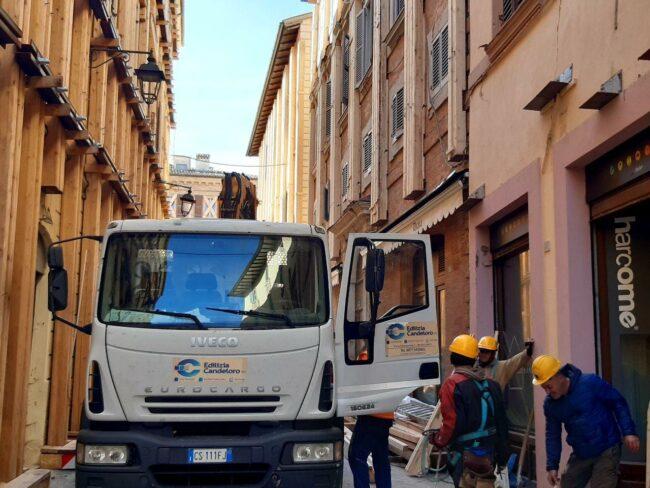 Camerino-terremoto-2020-messa-in-sicurezza1-650x488
