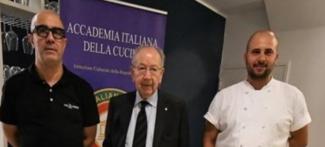 Luca-Cognigni-Ugo-Bellesi-e-lo-chef-Marco-Mercuri