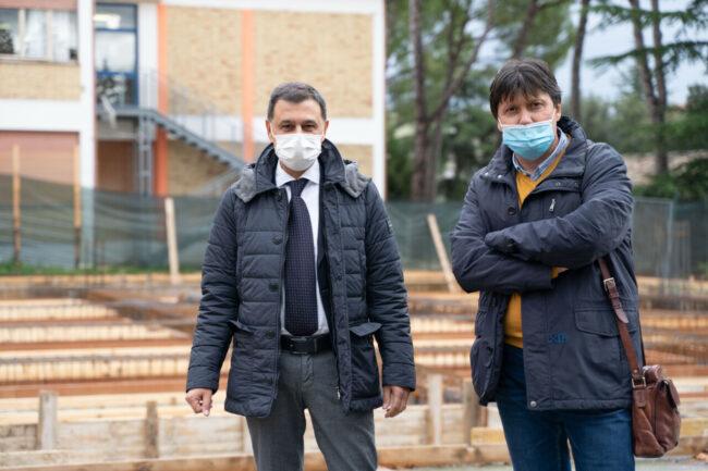 lavori-cantiere-scuola-IV-Novembre-macerata-Marchiori-foto-ap-3-650x433