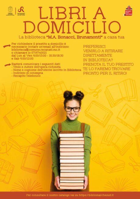 Locandina-Libri-a-domicilio-Biblioteca-