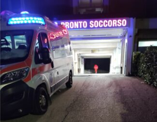 ambulanza pronto soccorso macerata