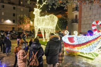 luminarie natalizie natale 2020 covid – civitanova – FDM (10)