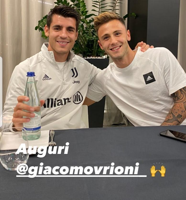 Espulsione Morata, Juventus: il labiale dello spagnolo non lascia dubbi