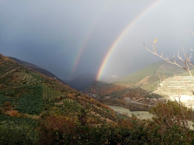 Arcobaleno-Pievefavera