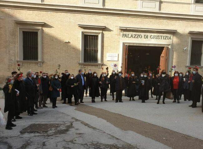magistrati-onorari-flash-mob