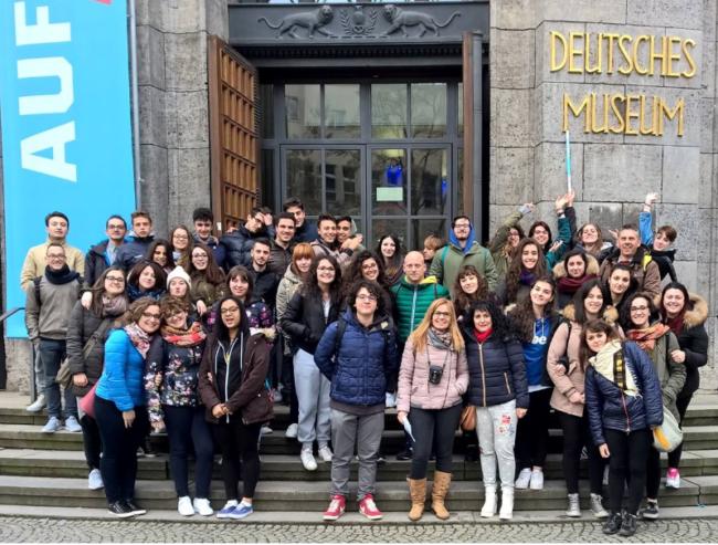 Viaggio-istruzione-Germania