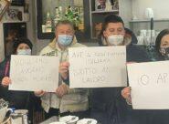Caffè del Corso sfida il Dpcm: <br> «Scegliamo di restare aperti, <br> il lavoro è un diritto»
