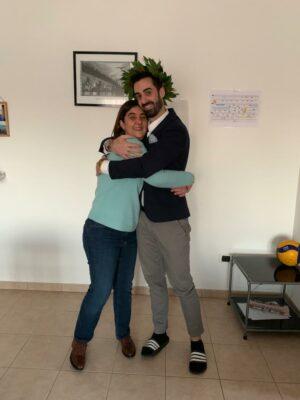 Andrea-Marchisio-e-mamma-Manuela