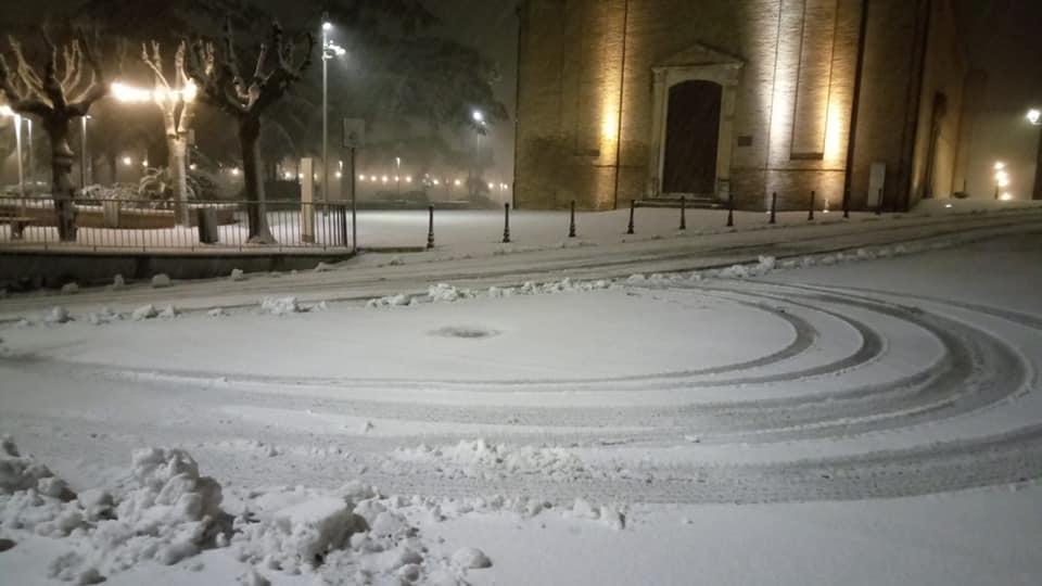 Potenza-Neve