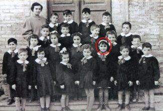 Domenica Bertè 1elem.1953-54 (foto da Luigi Fava)