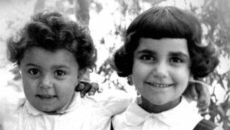 Loredana e Mia Bertè (foto da Luigi Fava)