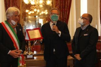 Da-sinistra-il-sindaco-Paolella-Sacchi
