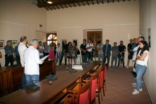Inaugurazione-collettiva-Io-vedo-2019-palazzo-Lazzarini-650x433