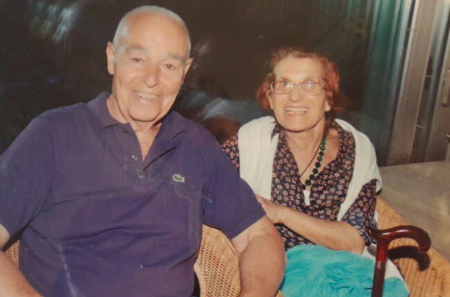 Palmucci Mario e Marozzi Luciana