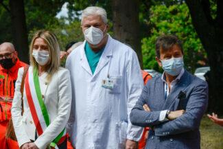 Francesca D'Alessandro, Giordano Ripa, Gianni Pigliapoco