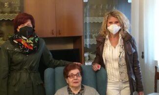 Ninfa Contigiani, Clorinda Cestarelli, Sabrina de Padova