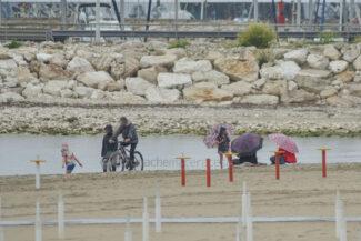 domenica di pioggia – spiaggia lungomare centro – civitanova – FDM (2)