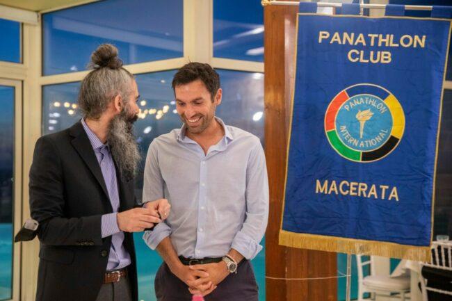 Il-nuovo-socio-Juan-Luca-con-Michele-Spagnuolo