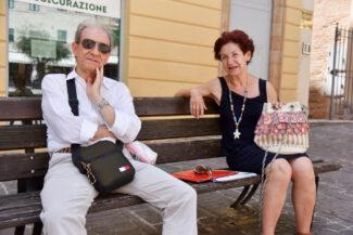 Alberto Marcolini e Teresa Marcozzi