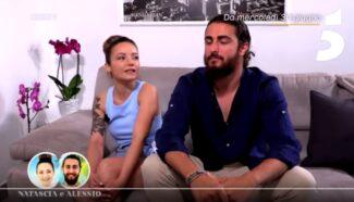 Natascia e Alessio a Temptation island 2021