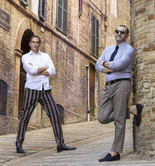Pietro Cicconetti abbigliamento uomo made in Marche