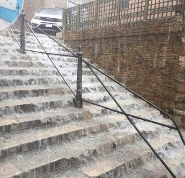scalette-pioggia