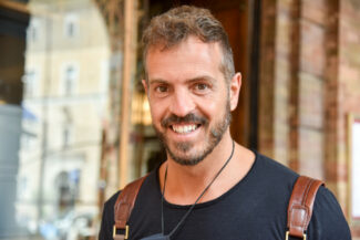 Aldo Zeppilli (Foto Fabio Falcioni)