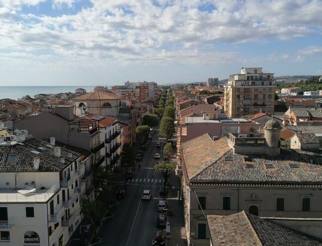 Corso Matteotti Porto Recanati
