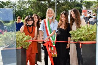 L'inaugurazione di Hairmonia con Francesca D'Alessandro